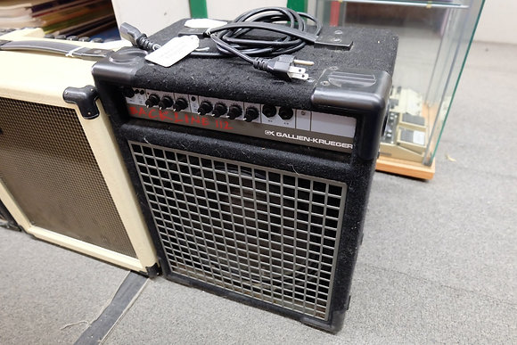 USED GK Backline bass amp