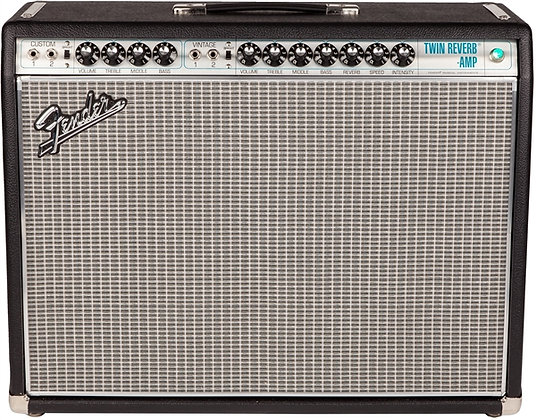 NEW Fender '68 Custom Twin Reverb
