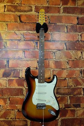 2018 Fender Stratocaster XII