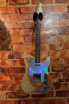 NEW Fender Telecaster Jimmy Page Dragon