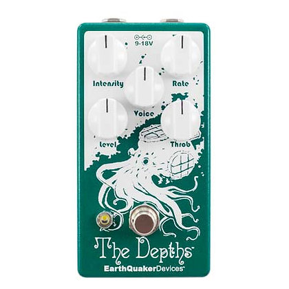 NEW Earthquaker The Depths