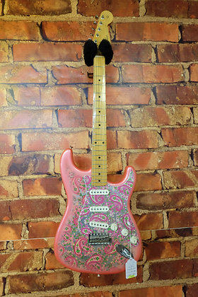 1999 Fender Stratocaster Pink Paisley