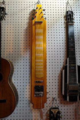 NEW Fallon Lap Steel made locally