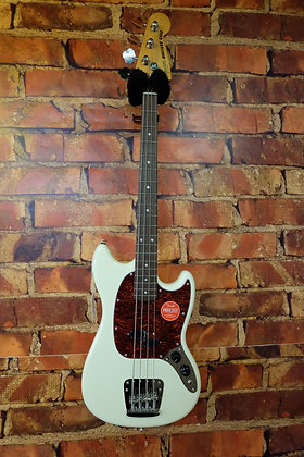 NEW Fender Squire Mustang bass 60's vibe