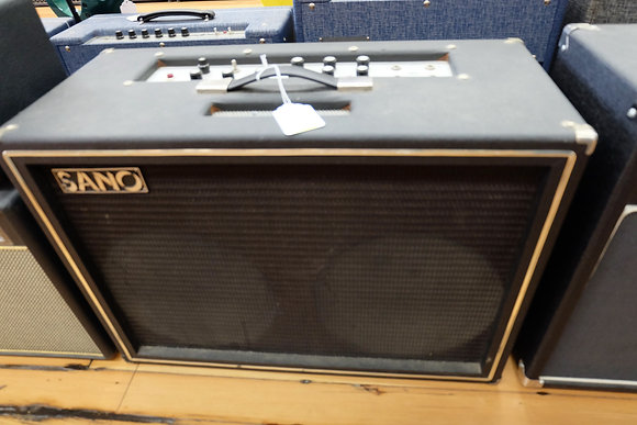 Late 60's Sano Amp