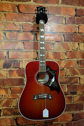 "NEW Gibson Dove ""Frank Hannon"" signature model"
