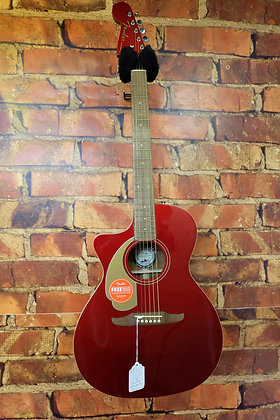 NEW Fender Newporter acoustic left handed