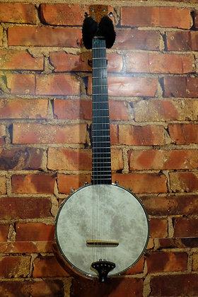 2011 Lame Horse Gitjo 6 string banjo