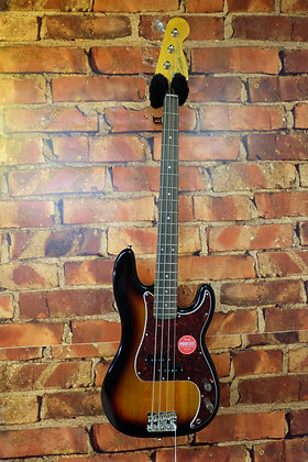 NEW Fender Precision Bass Squire '60's classic vibe
