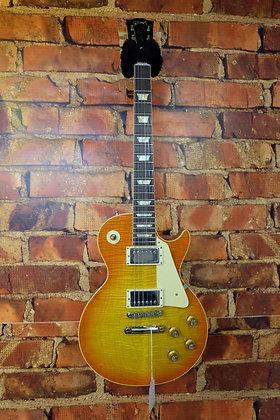 NEW Gibson Les Paul Custom Shop 1960 Reissue Tangerine Burst