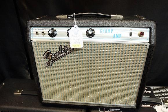 "1969 Fender Champ ""Drip Edge"""