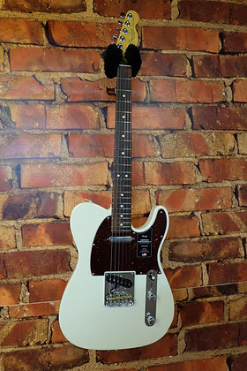 "NEW Fender Telecaster American Pro ""Olympic White"""
