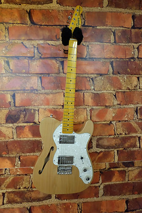 NEW Fender Squire Telecaster 70's Classic Vibe Thinline