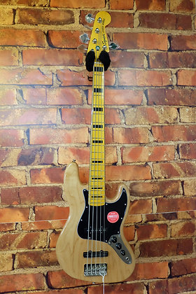 NEW Squire Jazz Bass Classic Vibe 70's