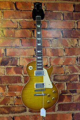 """NEW Gibson Les Paul '59 Reissue Custom Shop """"Dirty Lemon"""""""