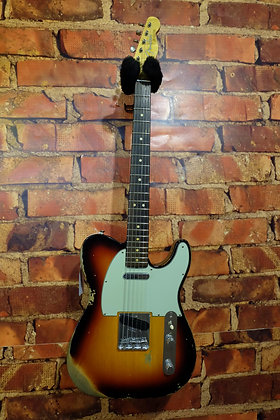 2017 Fender Telecaster '63 Reissue relic