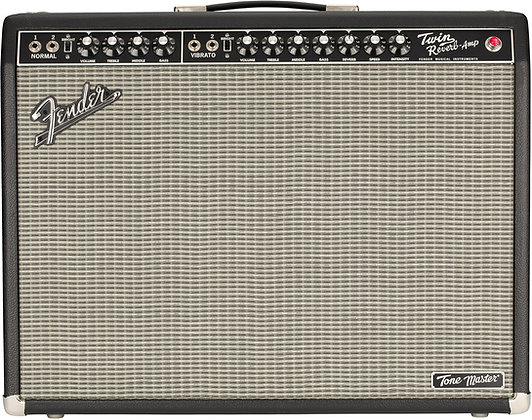 NEW Fender Tone Master Twin Reverb