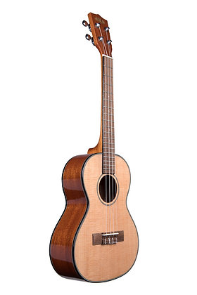NEW Kala tenor solid spruce top KA-STG