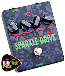 NEW Voodoo Labs Sparkle Drive