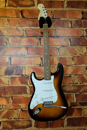 NEW Fender Squire Stratocaster lefty