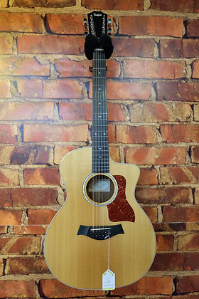 USED Taylor 254ce DLX