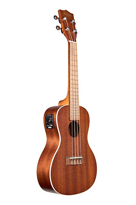 NEW Kala mahogany concert uke with pickup KA-CE