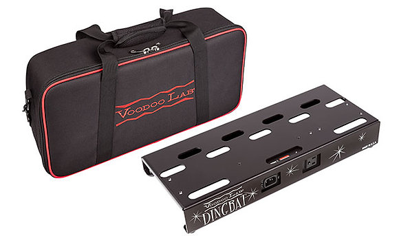 Voodoo Labs Dingbat small with pedal power +