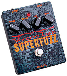 NEW Voodoo Labs Superfuzz