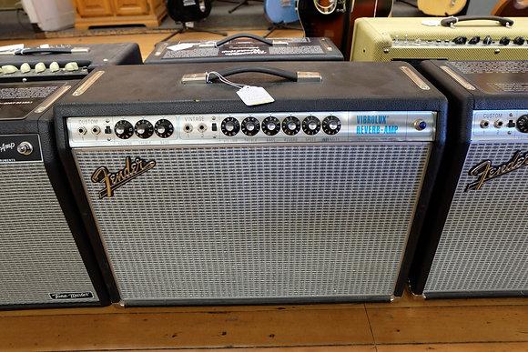 USED Fender Vibrolux Reissue  '68 Custom reverb