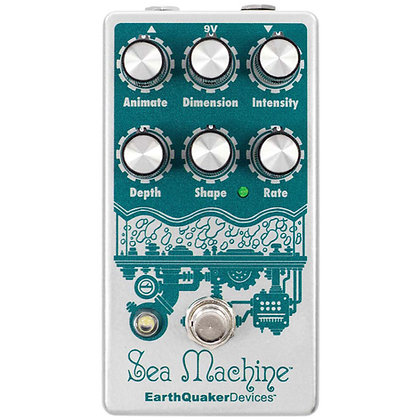 NEW Earthquaker Devices Sea Machine Chorus