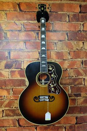 NEW Gibson SJ-200 pre war historic reissue