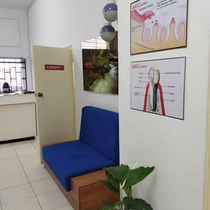 Blantyre indoors