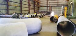 Bigbore Pipe Project