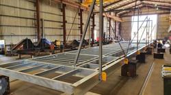 Switchroom base fabrication