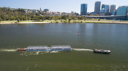 Delivery of Burswood Jetty
