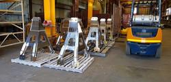 Austals Lifting Frames