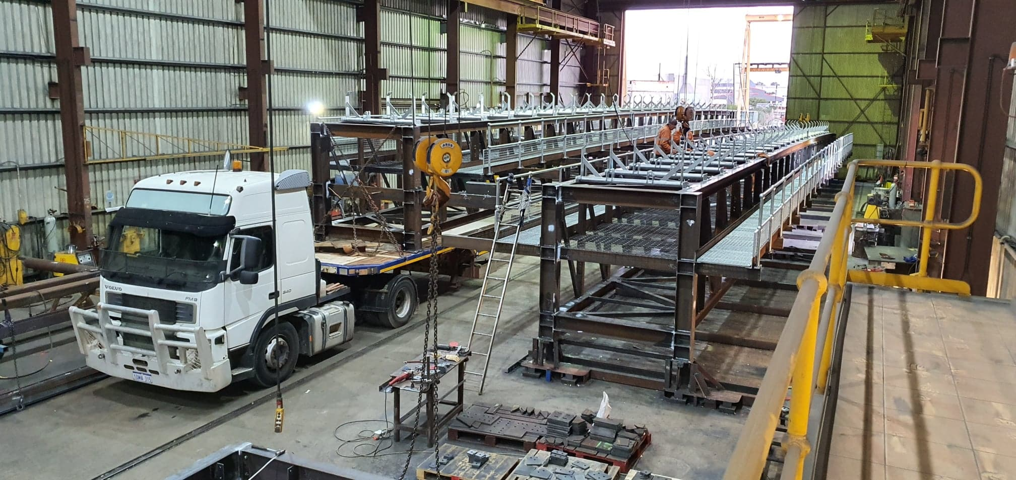 Truss Fabrication