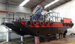 Barge Completion