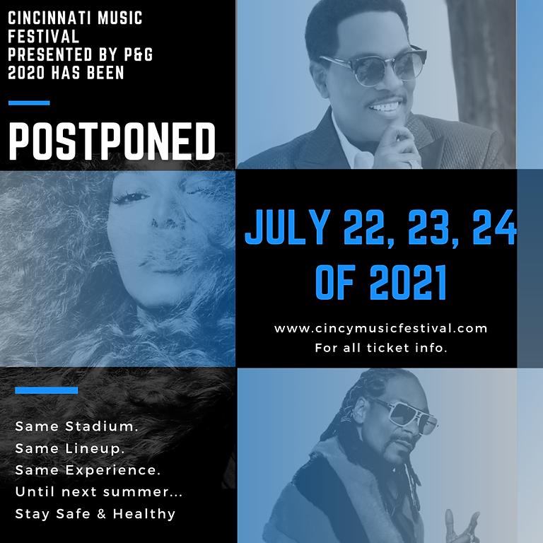 Cincinnati Music Festival 2021
