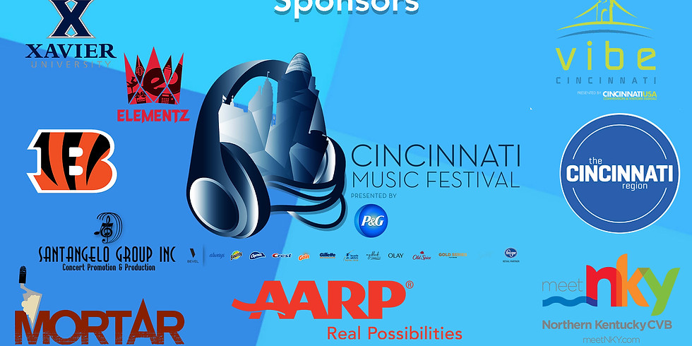 Cincinnati Music Fest 2020 - WE ARE SOLD OUT- CMF 2020 POSTPONED to 2021