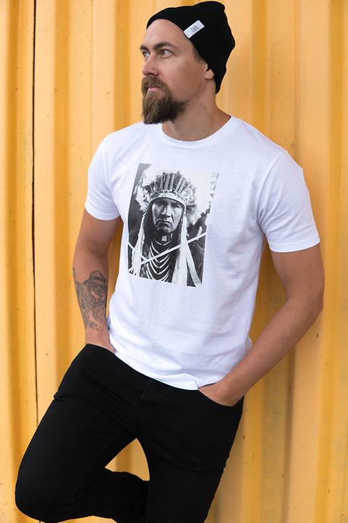 Organic Cotton T-shirt Indian, Unisex
