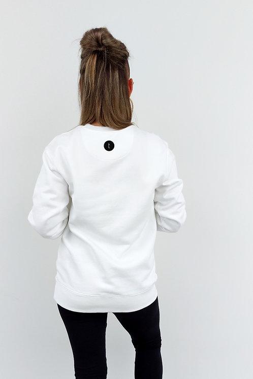 tala original Organic Cotton Sweatshirt Small Icon, Unisex