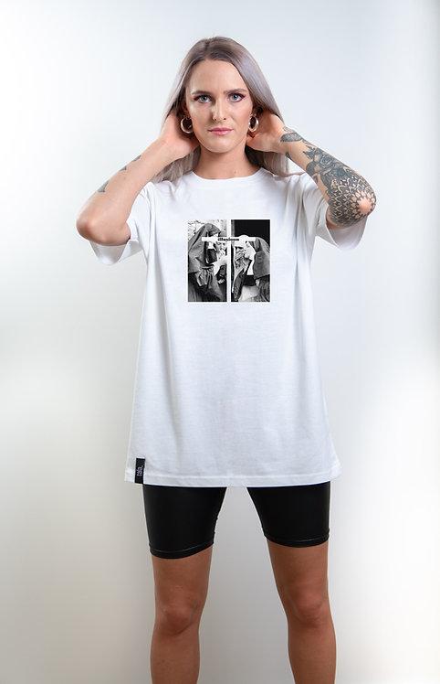 Organic Cotton T-shirt Nuns, unisex