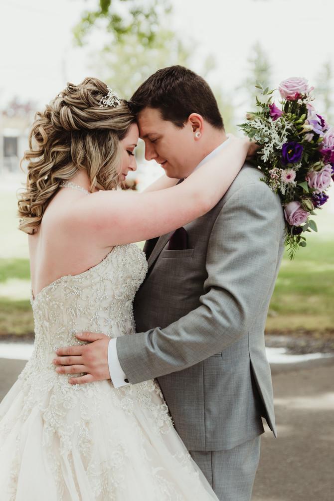 Jordan + Maleah // Wedding Day