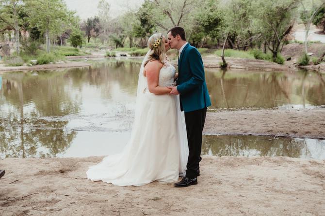 Jes & Doug // Oak Park Wedding