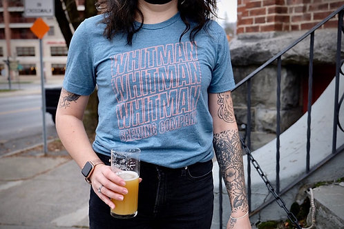 Whitman Repeater Tee