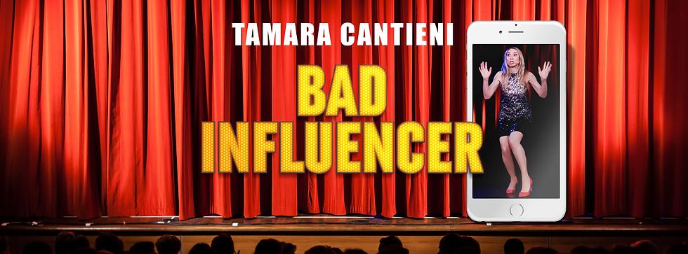 bad influencer - tamara cantieni - faceb