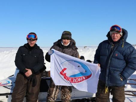 Многолетний мониторинг одного из ключевых мест размножения белого медведя в Якутии