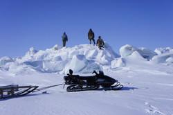 экспедиция Медвежьи острова, Якутия