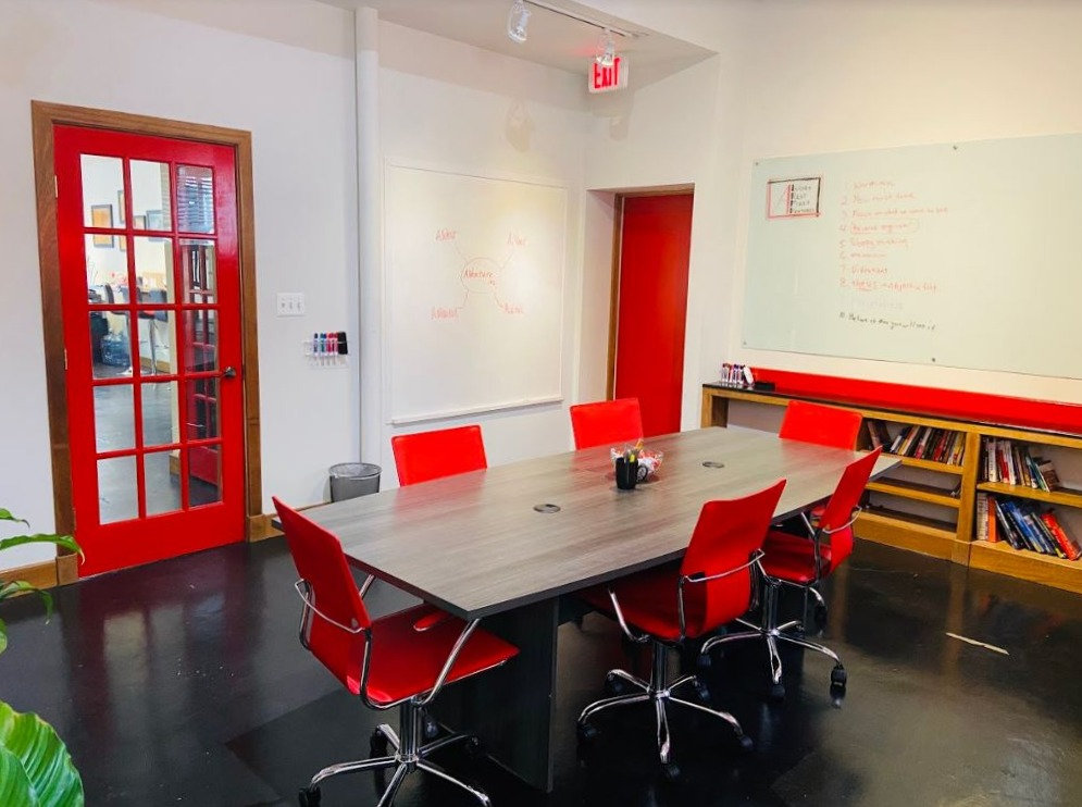 Reserve Our Conference Room